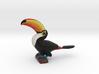 Toucan 3d printed