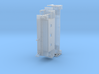 N Scale Monon Transfer Caboose 3d printed