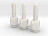 TF Weapon Handle Extension 3 pack 3d printed