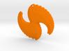 3D Fractal Pendant 3d printed