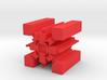 Geometry Dash 4 Demon Levels Icon 3d printed