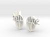 HEART 5cm 3d printed