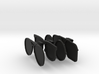 Party Accessories   Glasses (4 pz) 3d printed