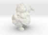 Chubby Chibi Kitty Rogue Mini 3d printed