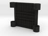 Steadicam Ultra Monitor Rails Bracket 3d printed