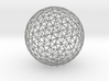 Wireframe Ball 3d printed