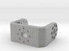 3D printed bracket for the Dynamixel MX-28 servo  3d printed