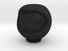 Daruma Doll 001 3d printed Black Detail - Daruma