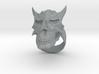 Demon Skull Ring 3d printed