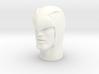 1:6 Scale Blue Falcon Head 3d printed