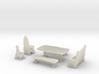 Mini Furniture 3d printed
