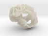Interlinked rings 3d printed