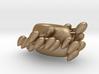 A shoal around a bead 3d printed