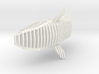 8cm revised whale 3d printed