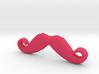 Moustache form 3d printed