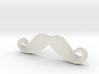 Moustache form 3d printed