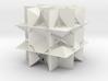 Great Rhombicuboctahedron 3d printed