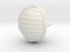 Spikey Shell Big 3d printed