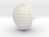 Spikey Shell Small 3d printed