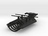 3 Transport Spaceship 3d printed