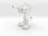Dirty Rat -Gun Small v4 3d printed