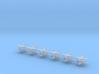1/700 A-6E Intruder (x12) 3d printed