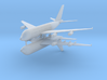 1/700 Airbus A380-800 Commercial Airliner (x2) 3d printed