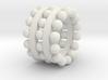 sphere ring 2 3d printed