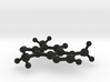 Caffeine Molecule 3d printed