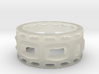 holey ring 1 3d printed