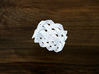 Turk's Head Knot Ring 5 Part X 9 Bight - Size 6.5 3d printed