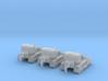1/220 Bulldozer (3) 3d printed