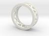 Droplet Ring 3d printed