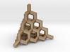 Emmentaler Pyramide 3d printed