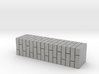 7mm Scale Double Brick Pier 3d printed