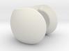 C sphere / like half a tennis ball 3d printed