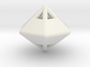 d12 die-pyramid blank 3d printed
