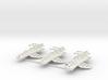 9 Ether Torpedo Tender x3 3d printed