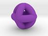 XYZ Ball for 3d Maze 3d printed