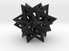 Intersecting Tetrahedra - Small 3d printed