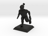 GREENIE character from Bruce videogame 3d printed