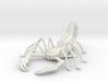 Scorpion miniature / pendant 3d printed