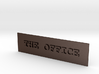 THE OFFICE 3d printed