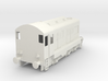 CIE E Class 401 OO Scale 3d printed