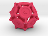 """d12 """"Spikes"""" 3d printed"""