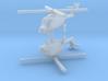 1/700 Mk.21 Lynx (x2) 3d printed