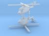1/700 HAS.3 Lynx (x2) 3d printed