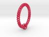 Cubichain Bracelet 3d printed