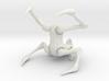 Alien Centaur 3d printed