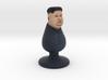 Kim Jong Un the North Korea Plug 3d printed